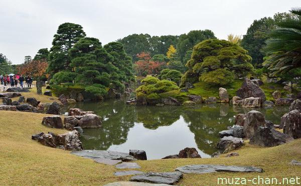 Ninomaru Garden, Nijō Castle, Kyoto