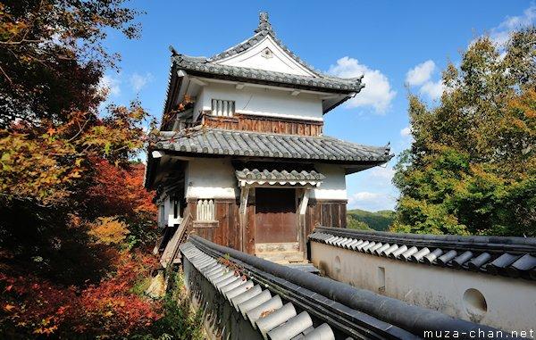 Niju Yagura, Bitchu Matsuyama Castle, Takahashi, Okayama