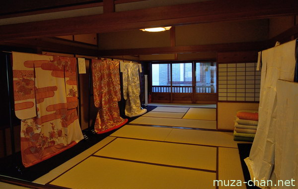 Orinasu-kan Nishijin, Kyoto