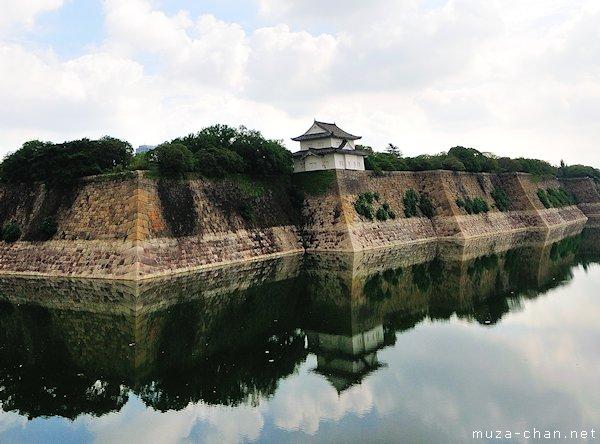 Rokuban-yagura, Osaka Castle, Osaka