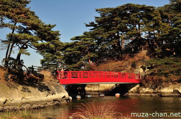 Oshima Island, Matsushima, Miyagi