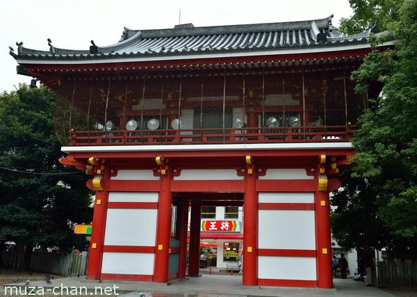 Osu Kannon Temple, Nagoya