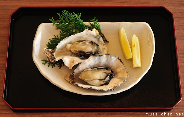 Matsushima Oyster