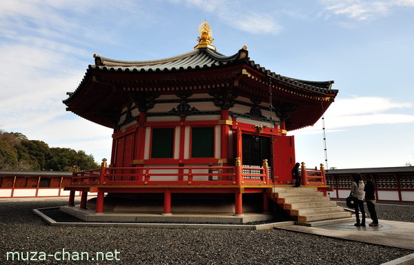 Prince Shotoku Hall, Narita-san Shinshō-ji Temple, Narita