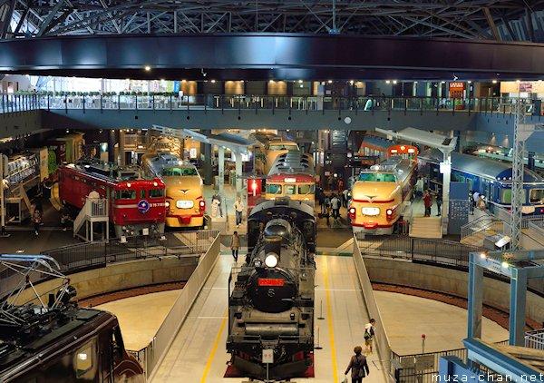 Railway Museum, Saitama