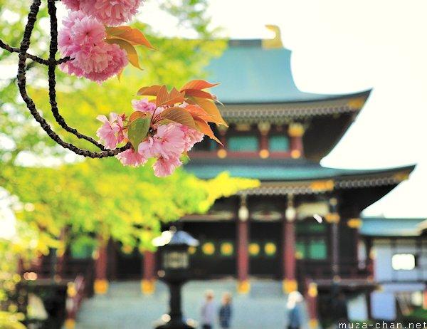 Jourenji Temple, Itabashi, Tokyo