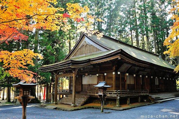 Sanno-in, Koya-san, Wakayama