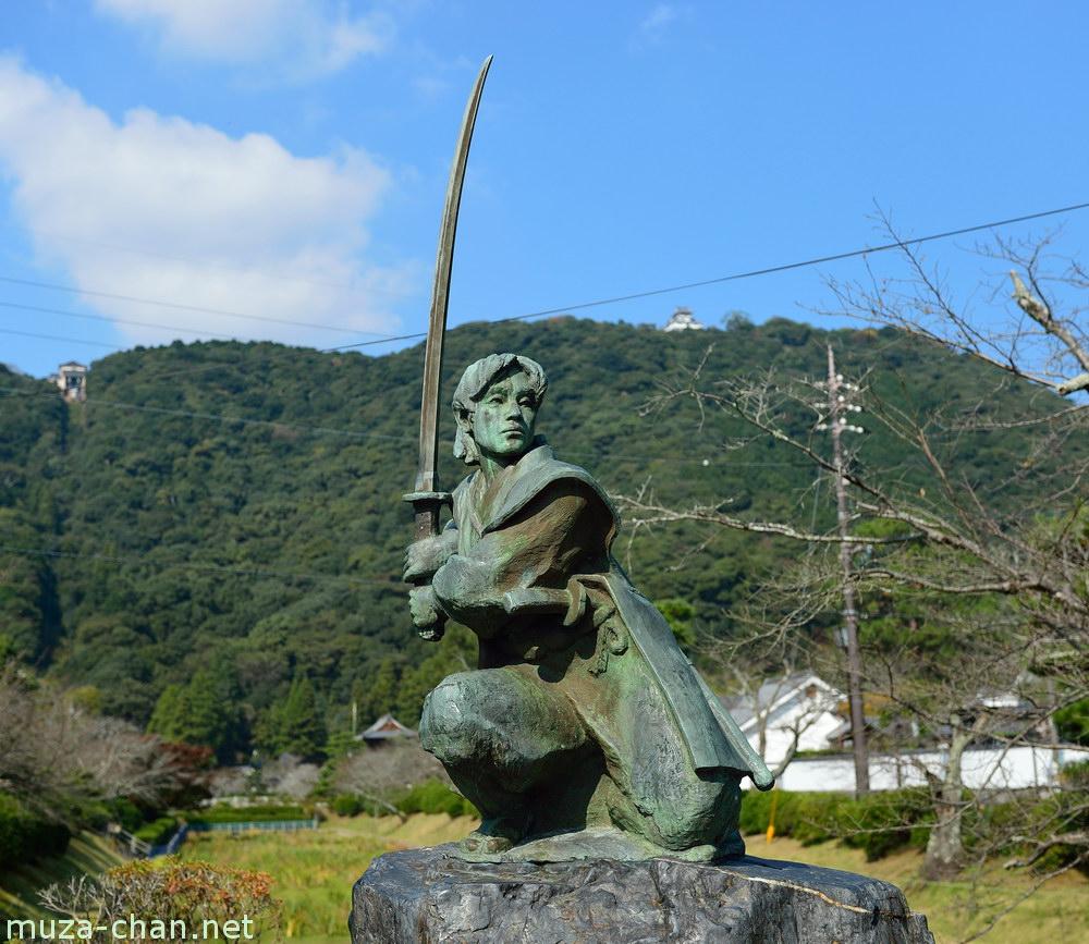 Sasaki Kojiro, one of the most famous samurai
