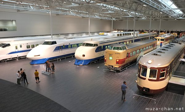 SCMaglev and Railway Park, Nagoya