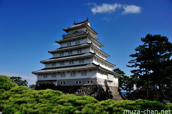 Shimabara Castle, Shimabara, Nagasaki
