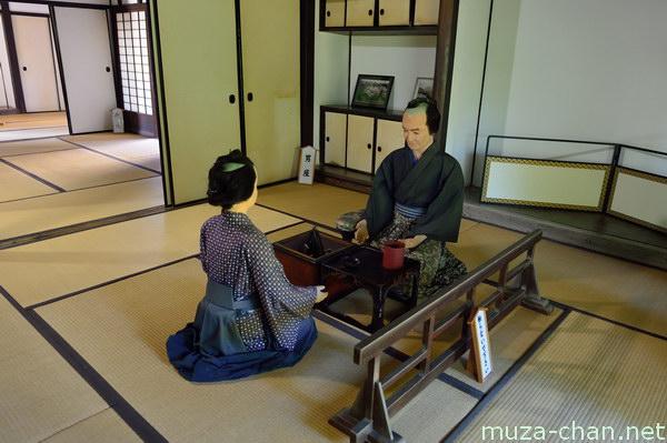 Shinozuka Samurai House, Shimabara, Nagasaki