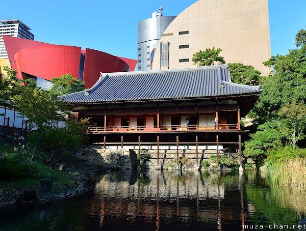 Kokura Castle garden, Kitakyushu