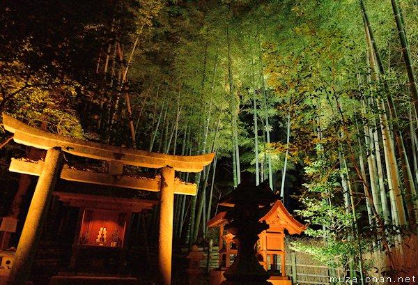 Hiyoshi Shrine, Shoren-in, Higashiyama, Kyoto