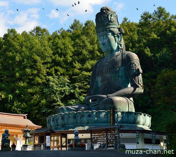 Showa Daibustu, Seiryu-ji, Aomori