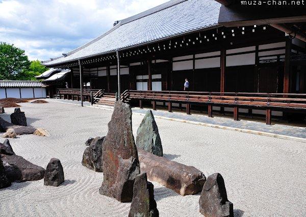 Southern Zen Garden, Tofuku-ji Temple, Kyoto