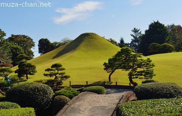 Suizenji Garden, Kumamoto