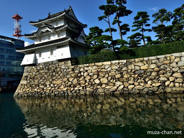 Takamatsu Castle, Takamatsu, Kagawa