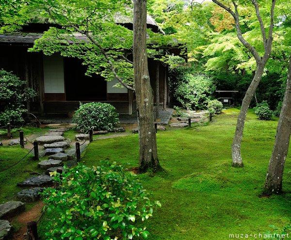Okochi Mountain Villa, Arashiyama, Kyoto