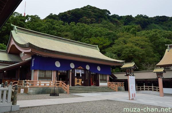Terukuni Shrine Kagoshima