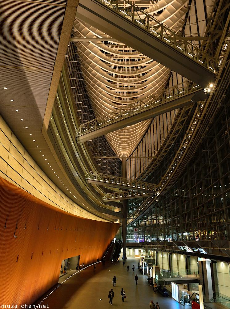 Tokyo International Forum, Japan   Japan architecture