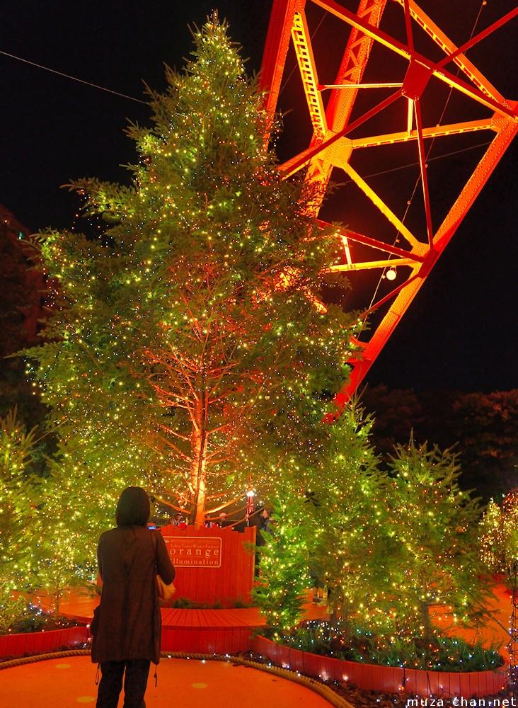 Christmas Tree Light Net