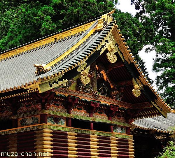 Kamijinko, Toshougu Shrine, Nikko