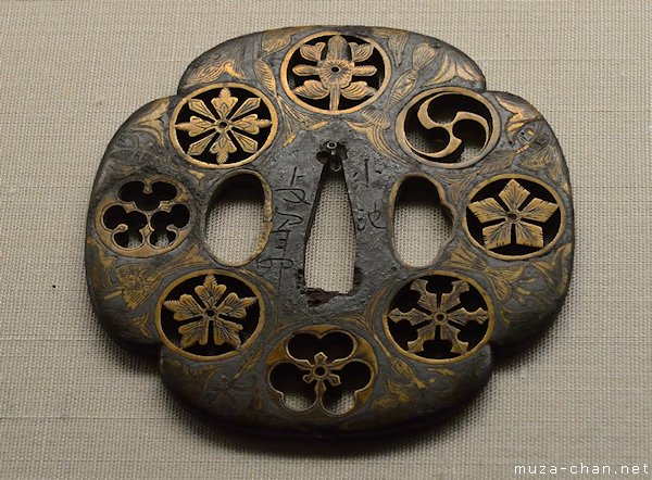 Tsuba: Japanese Sword Guards