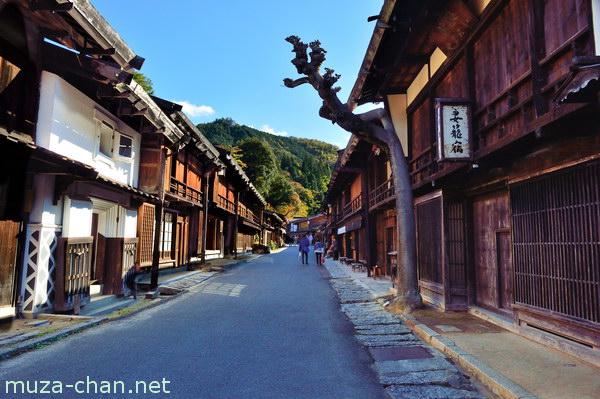 Tsumago, Nagano