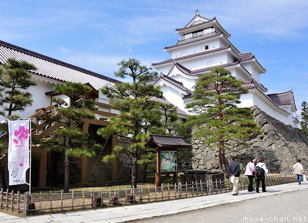 Tsuruga-jo, Aizu-Wakamatsu