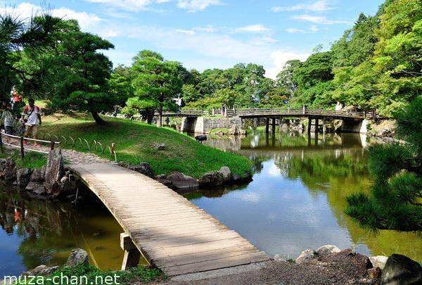 Genkyu-en Garden, Hikone