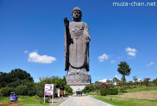 Ushiku Daibutsu, Ushiku