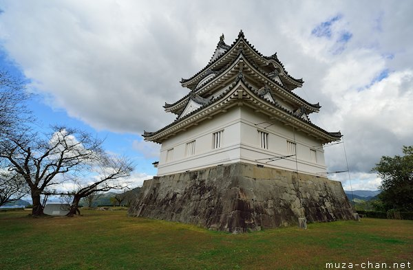 Uwajima  Castle, Uwajima, Ehime