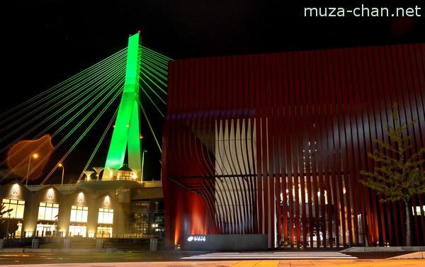 Warasse Nebuta Museum, Aomori Bay Bridge, Aomori