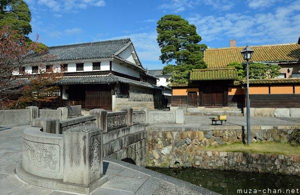 Yurinso Villa, Bikan Historical Quarter, Kurashiki, Okayama