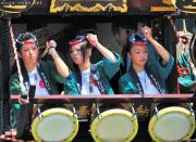 Old Japanese stories, Taiko Drummers