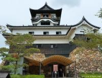 The oldest Japanese castle