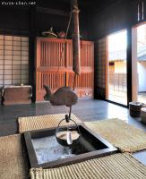 Traditional Japanese house, Irori
