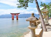 Japan's most scenic beauty, Miyajima island
