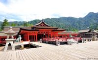 Itsukushima Shrine Taka-Butai