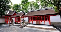 Shinto Shrines, Sessha and Massha