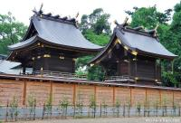 Japanese Traditional Architecture, Chigi and Katsuogi