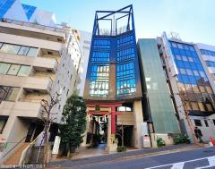 Japanese modern architecture, Tsukudo Shrine and the Airex Building