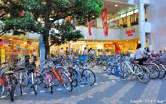 Bicycles in Japan