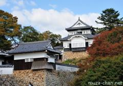 Bitchu Matsuyama Castle ishi-otoshi