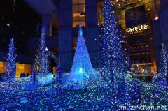 Merry Christmas! Caretta Shiodome Bell of Spirits