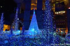Tokyo Caretta Illumination, Canyon d'Azur, Forest of spirits
