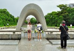 Hiroshima day, 67 years - Shelter for the Souls of the Victims