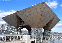 Japanese architecture - Tokyo Big Sight
