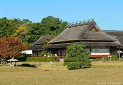 Traditional Japanese architecture, Okayama Enyo-tei house
