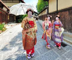 How to be a (fake) Geisha in Kyoto